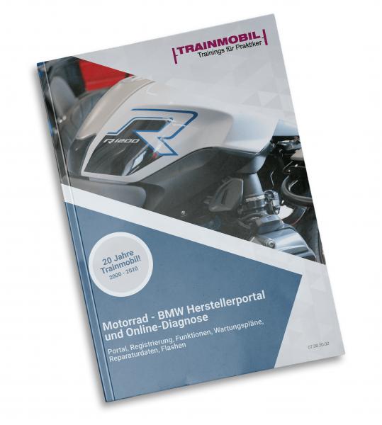 Trainingsunterlage - Motorrad BMW Herstellerportal und Online-Diagnose