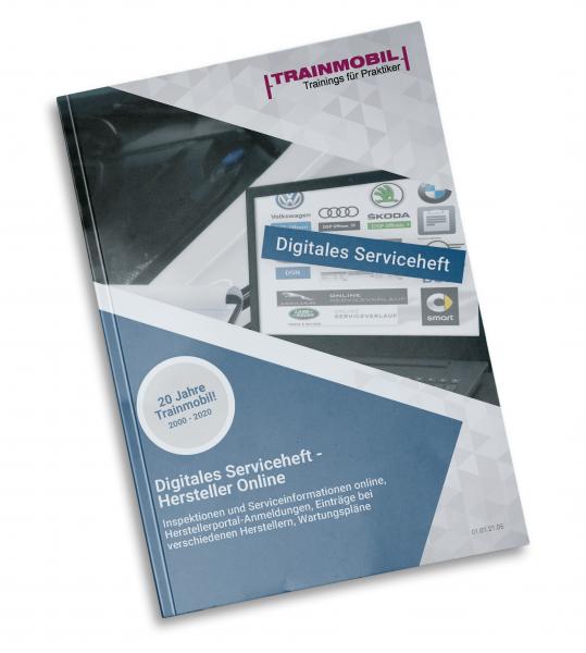 Trainingsunterlage - Digitales Serviceheft